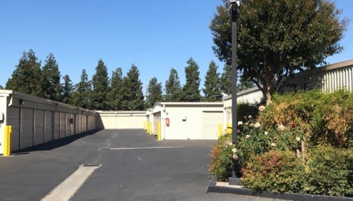 Carneros Self Storage Park in Sonoma, California