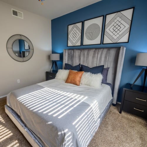 View virtual tour for 1 bedroom 1 bathroom unit at 23Hundred @ Ridgeview in Plano, Texas