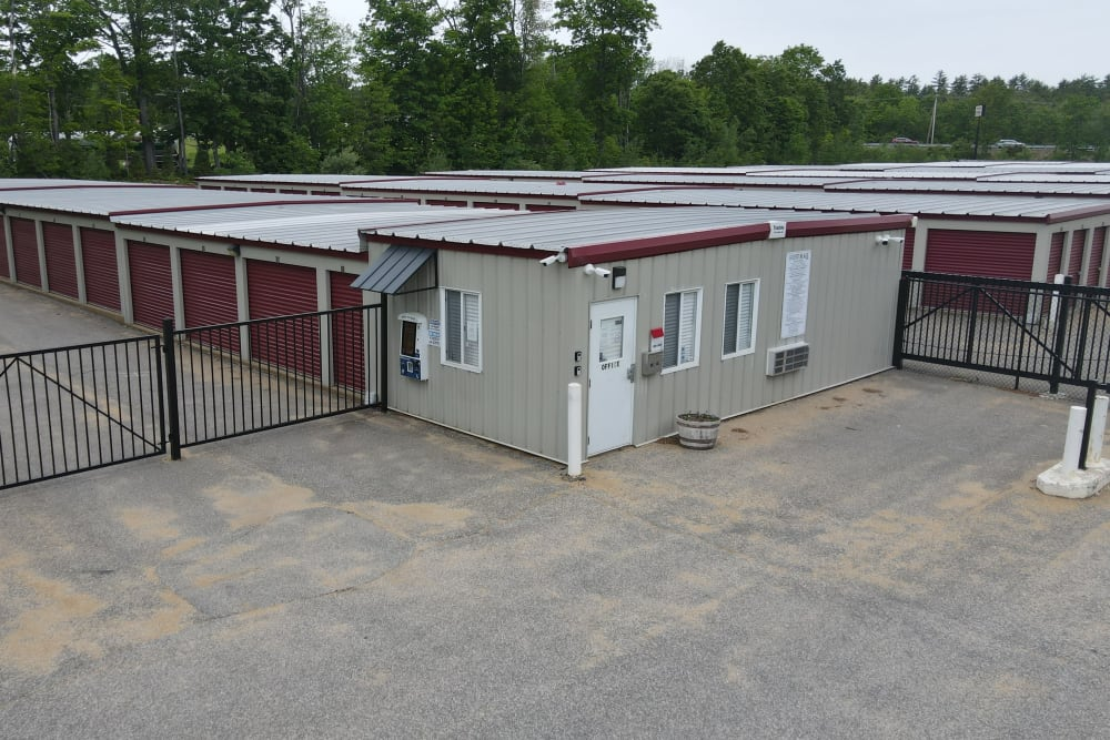 Front office at 603 Storage - Pittsfield in Pittsfield, New Hampshire