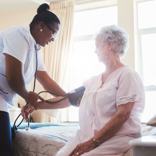 The gold standard of care from our dedicated health care professionals