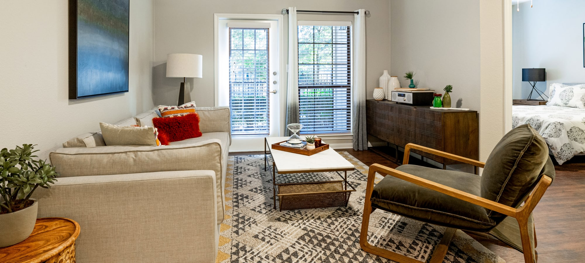 Virtual tours of Marquis Parkside in Austin, Texas