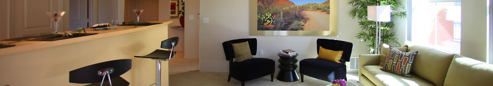 Resident information at Sage Luxury Apartment Homes in Phoenix, Arizona