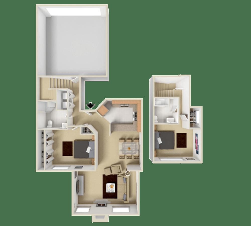 2 Bedroom house in Westminster, Colorado