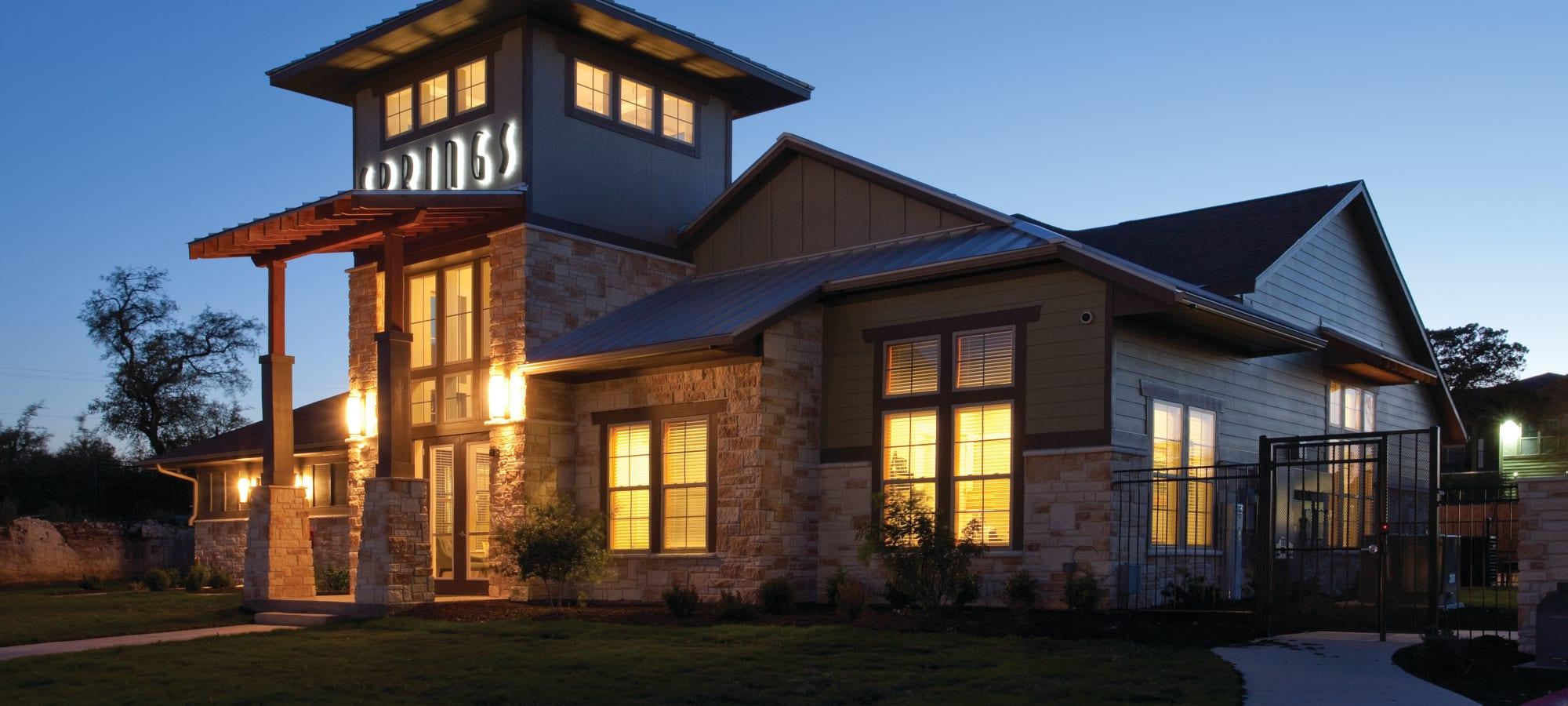Townhome  Style Apartments in San Antonio, TX