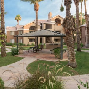 Neighborhood at The Palisades at Paradise Valley Mall in Phoenix, Arizona