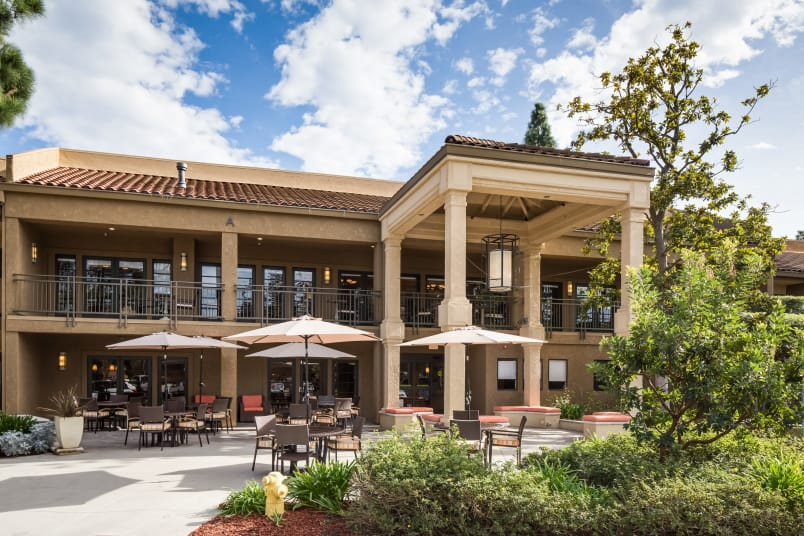 A view of The Reserve at Thousand Oaks in Thousand Oaks, CA