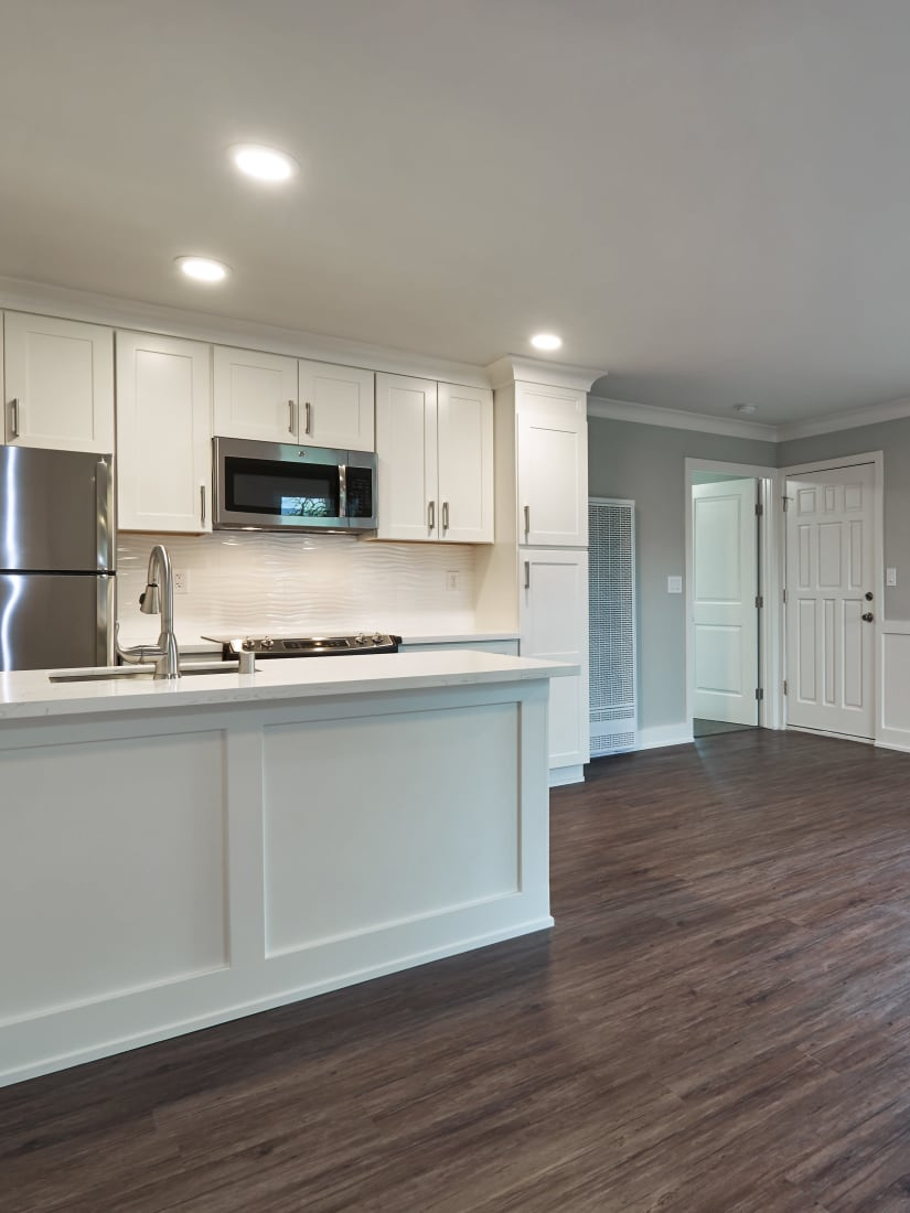 Apartment Features at Ladera in Lafayette, California
