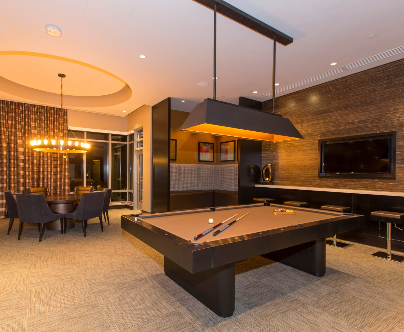 Gallery Bethesda II offers an impressive list of community amenities in Bethesda