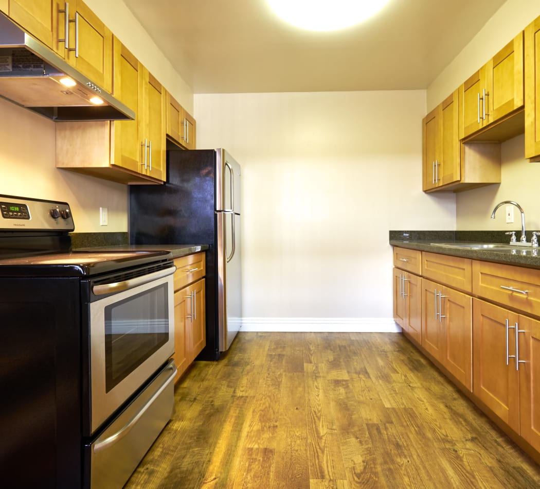 Apartment Features at Palms at the Pruneyard in Campbell, California