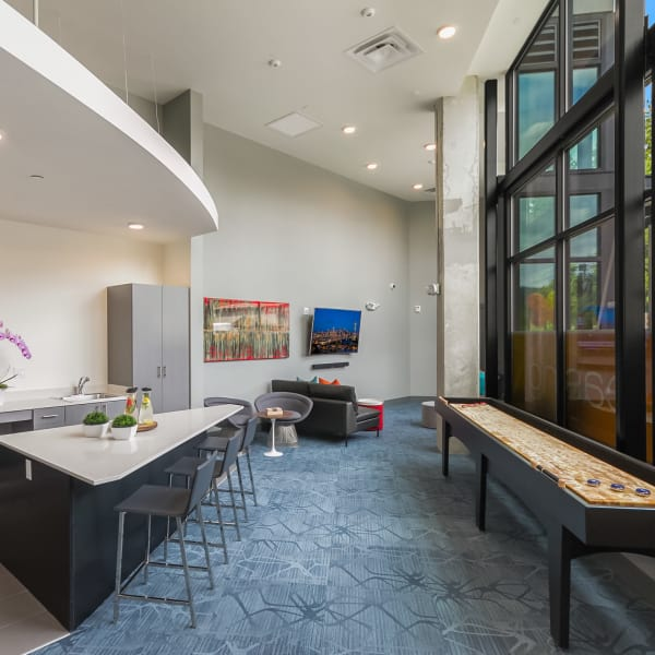 Amenities at Tria Apartments in Newcastle