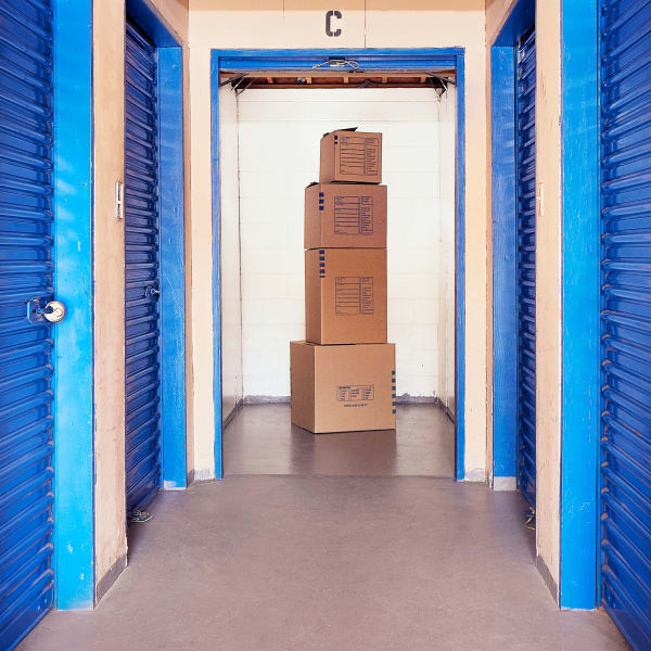 Self storage units for rent at Stor'em Self Storage in Chula Vista, California