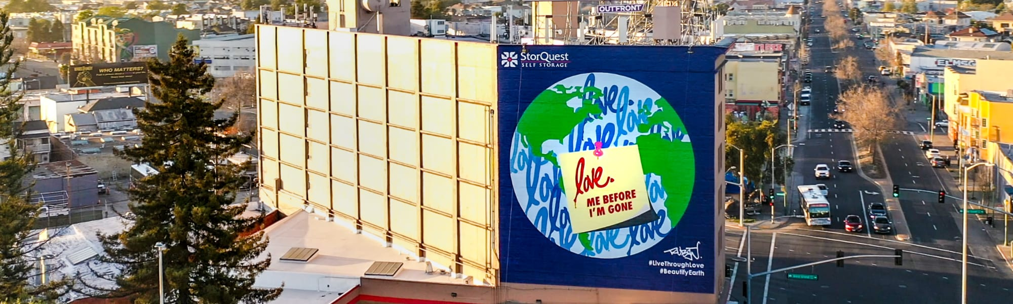 Self storage in Oakland CA