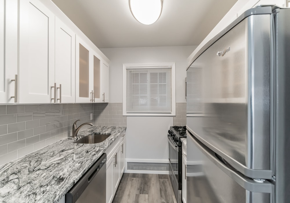 All your kitchen appliance needs at Eagle Rock Apartments at Mineola