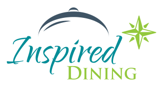 inspired dining logo for Inspired Living in Tampa, Florida