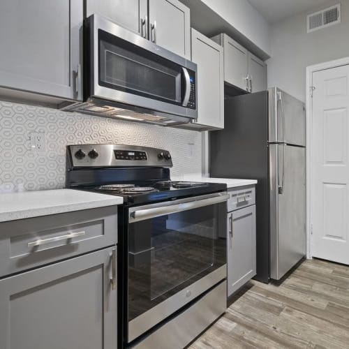 1 Bedroom tour at Emerson at Ford Park in Allen, Texas