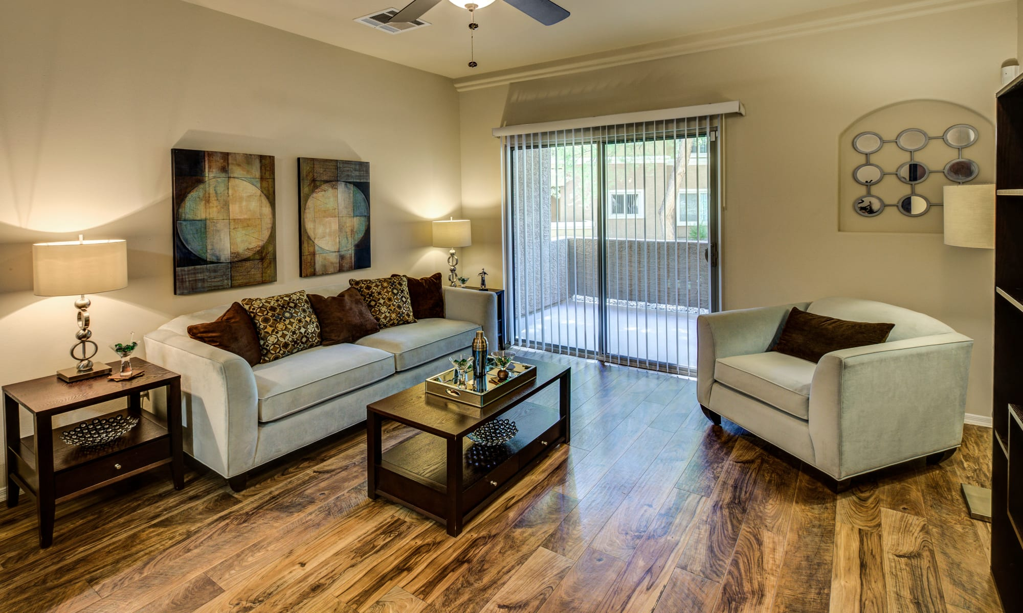 The Regents at Scottsdale apartments in Scottsdale, Arizona