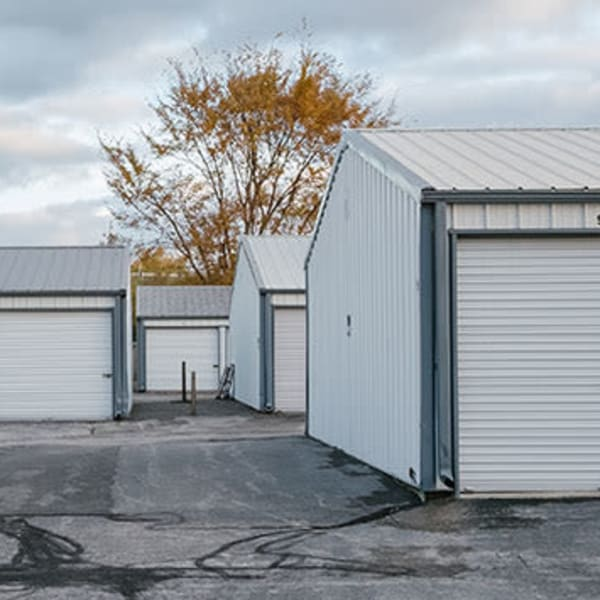 Self storage units for rent at StayLock Storage in Valparaiso, Indiana