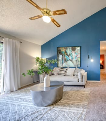 Interior shot of Waterview Apartment Homes in Memphis