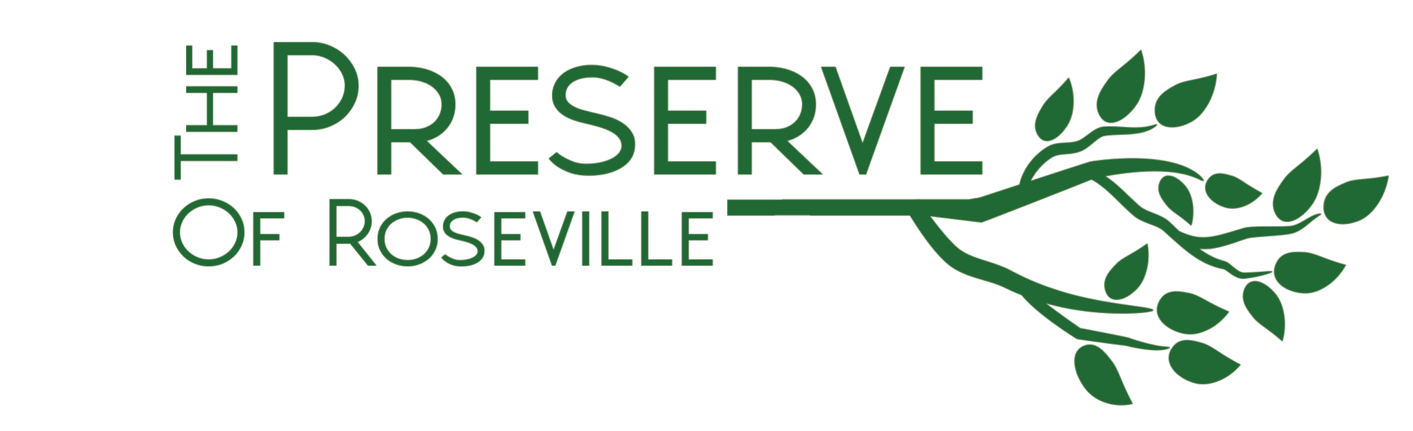 The Preserve of Roseville Logo