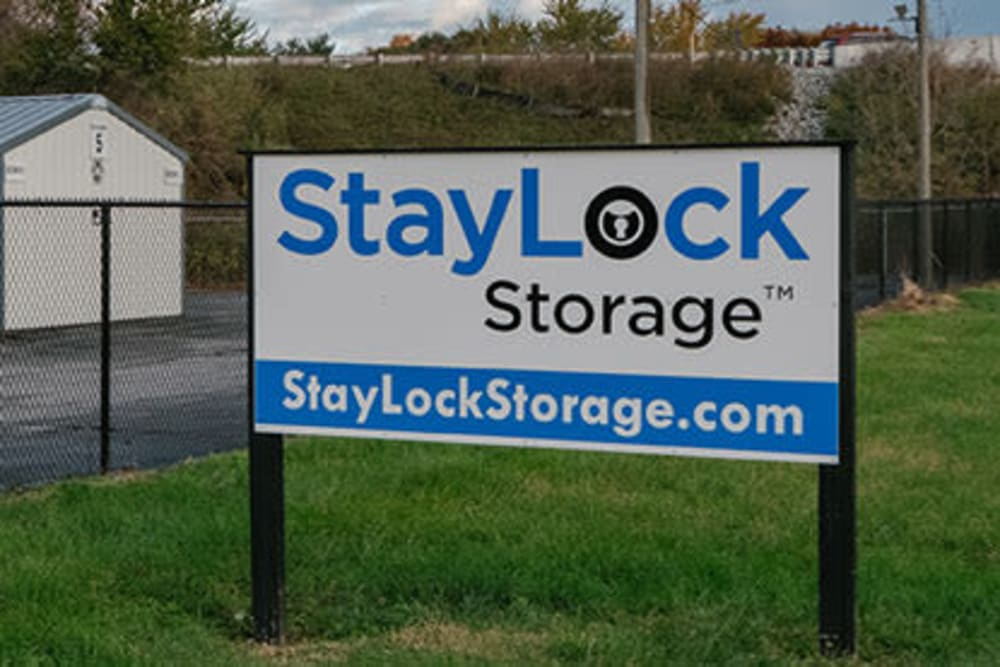 Exterior view of StayLock Storage in Valparaiso, Indiana