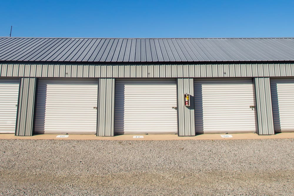 A variety of self storage options at StayLock Storage in Chapin, South Carolina