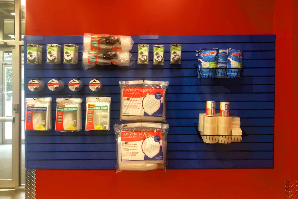 Choose your packing supplies at Prime Storage in Jamaica, New York
