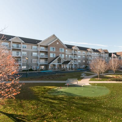 Learn more about Applewood Pointe of Roseville