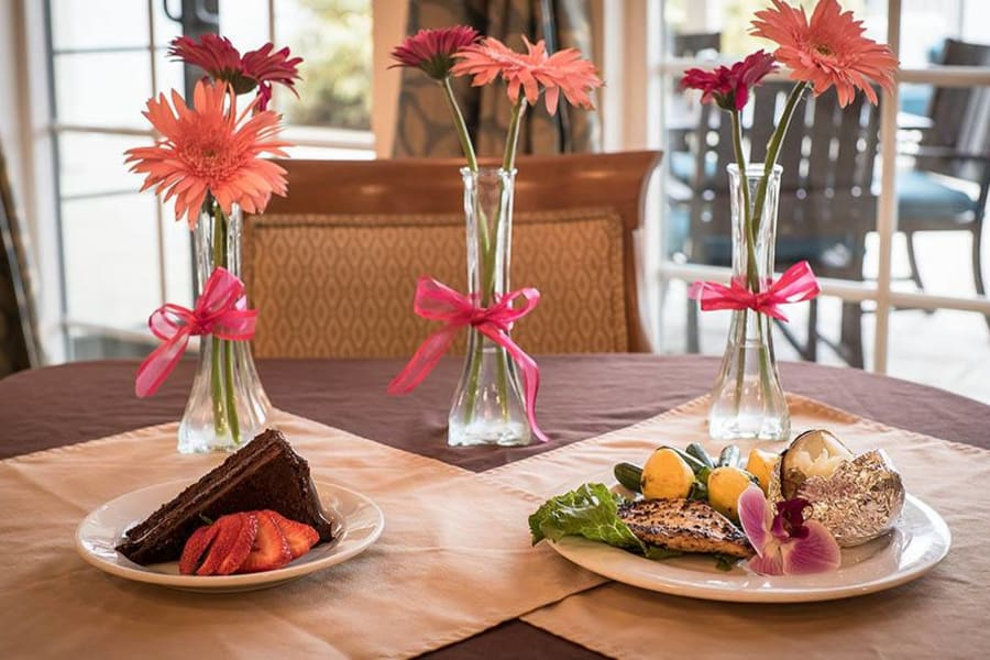 Dinner events hosted at The Commons at Woodland Hills in Woodland Hills, California