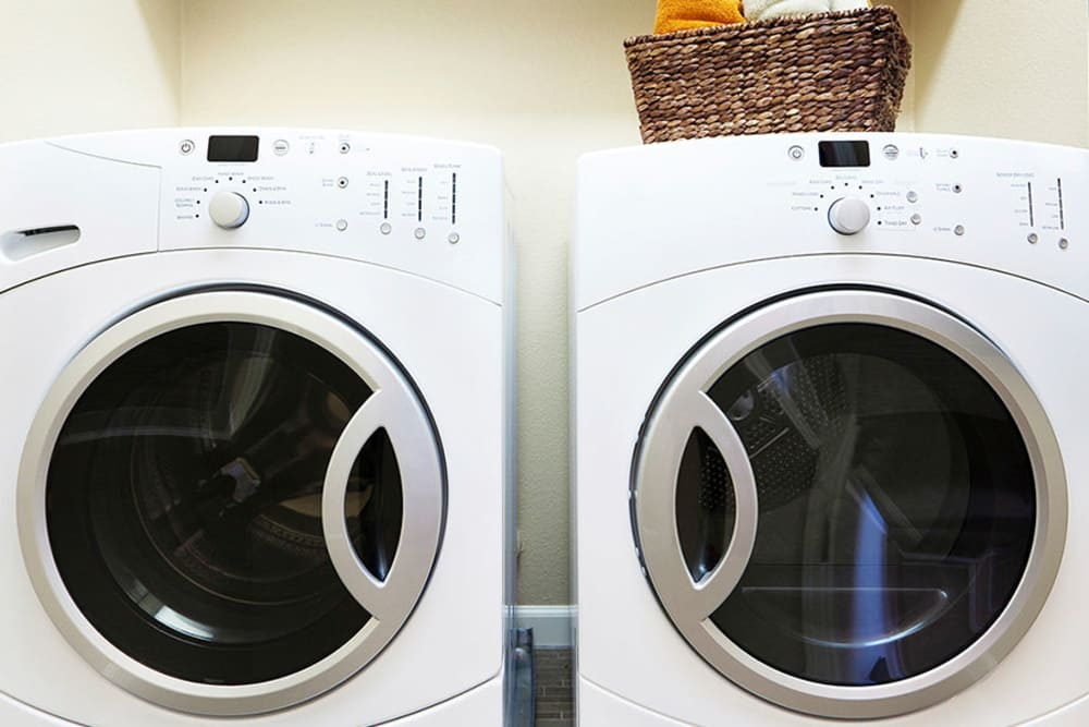 In-home washer and dryer at City Centre Ithaca Ithaca, NY