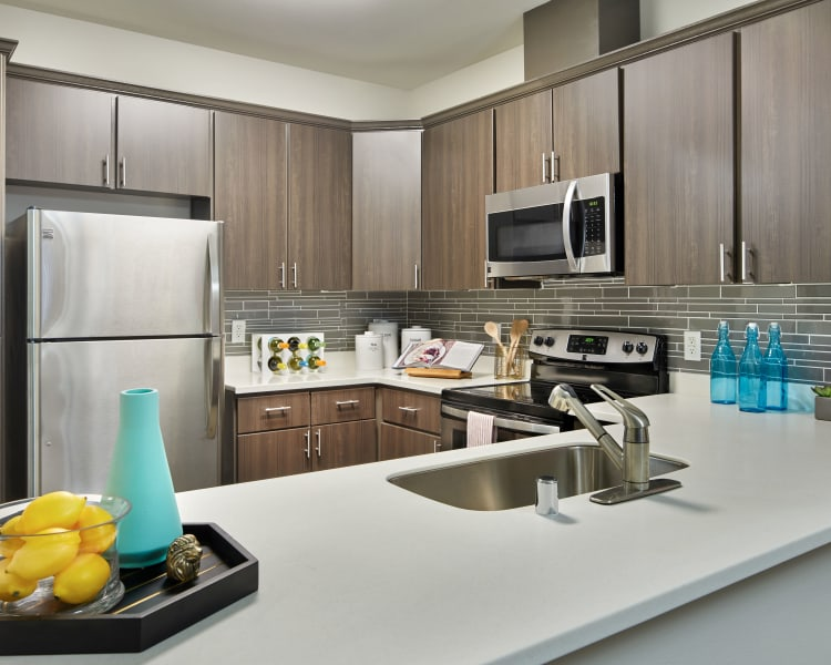 Click to see our floor plans at Brookside Village in Auburn, Washington