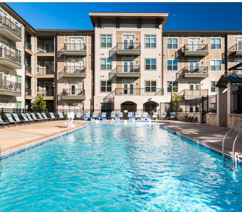 Bradford Luxury Apartments In Cary, NC