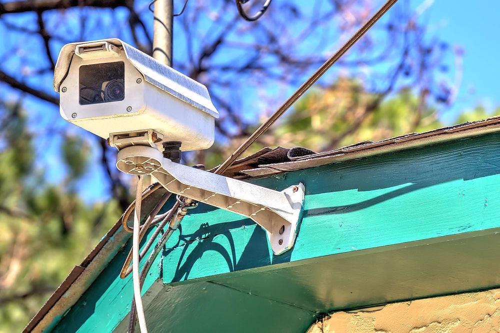 Digital surveillance system at Prime Storage in Marietta, Georgia