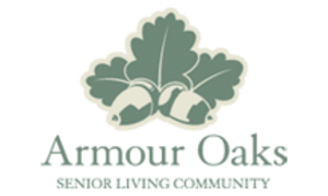 Armour Oaks Senior Living Community Logo