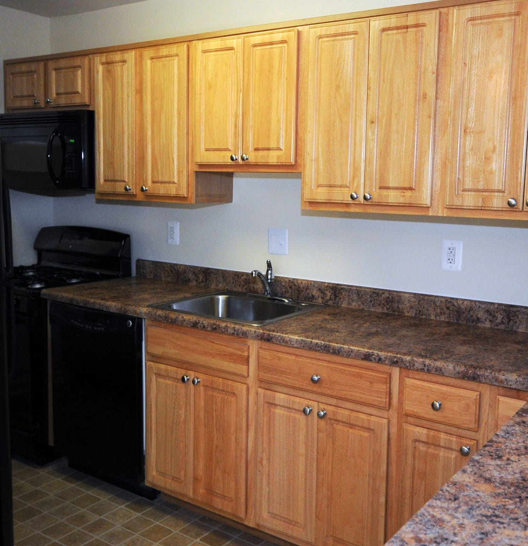 Fireside Park Apartments kitchen