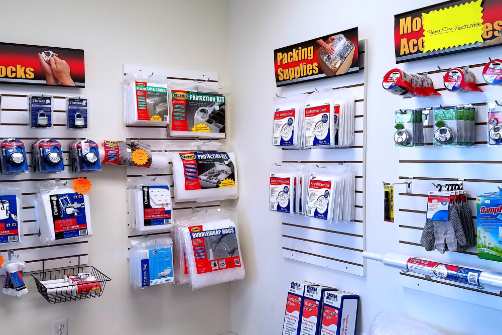 All your packing supply needs are available at Prime Storage in Berwick, Maine