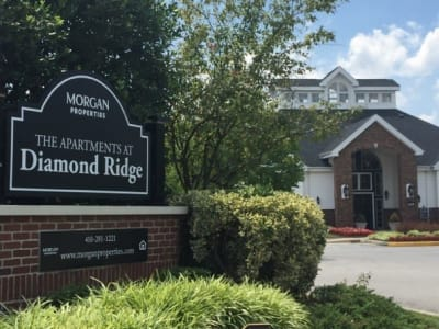 Enjoy the neighborhood at The Apartments at Diamond Ridge