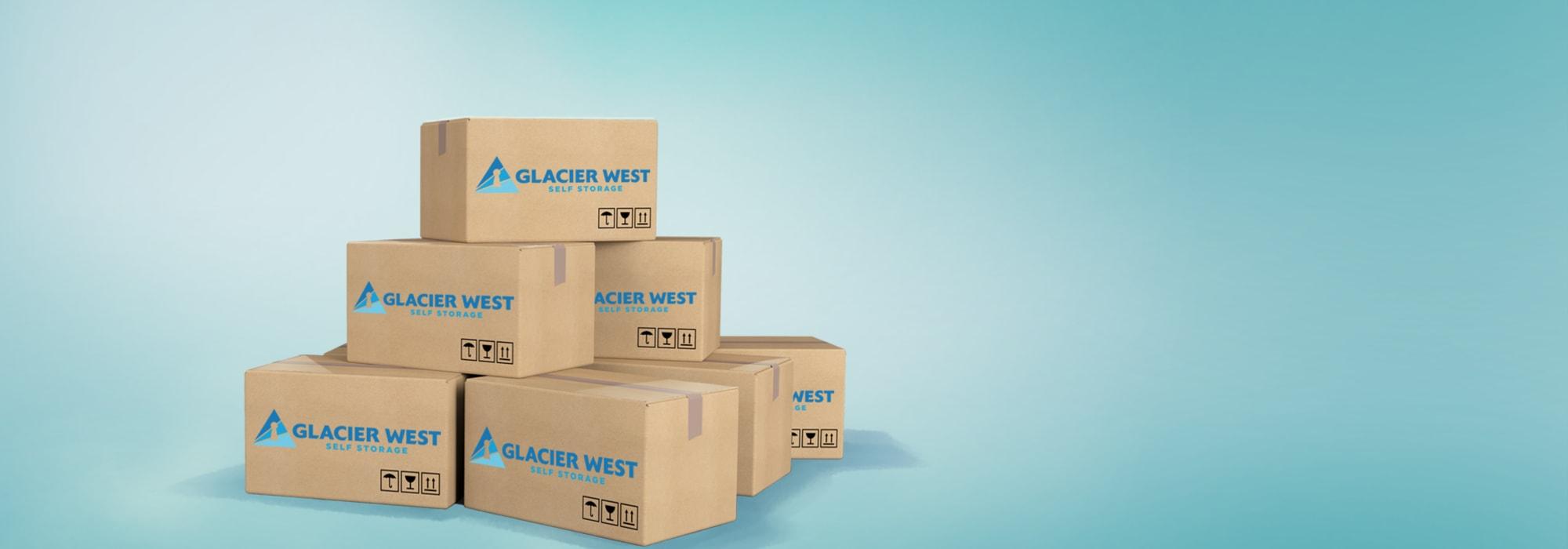 Glacier West Self Storage self storage in Arlington, Washington