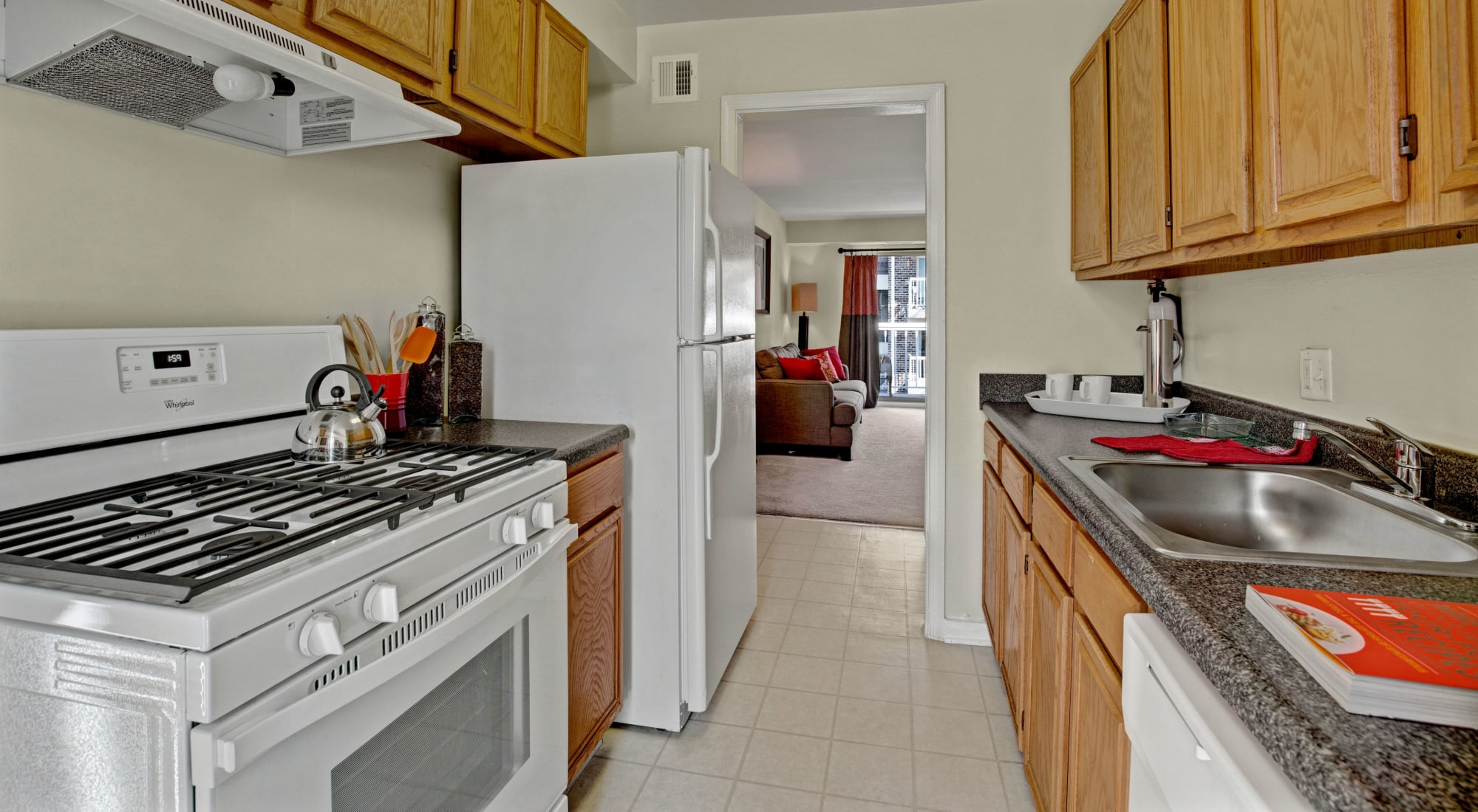 Schedule your tour of Westchester West in Silver Spring, Maryland