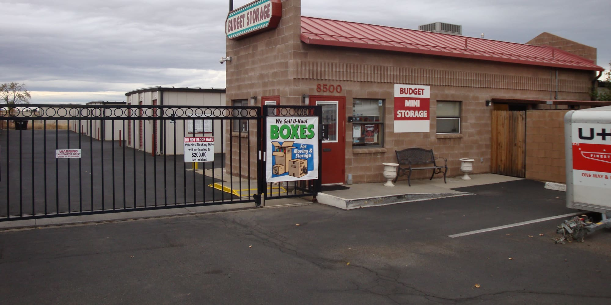 Self storage in Prescott Valley AZ