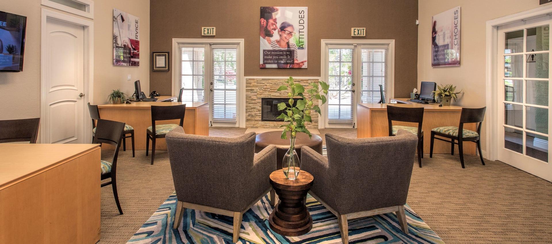 Living room at Hidden Hills Condominium Rentals in Laguna Niguel, California