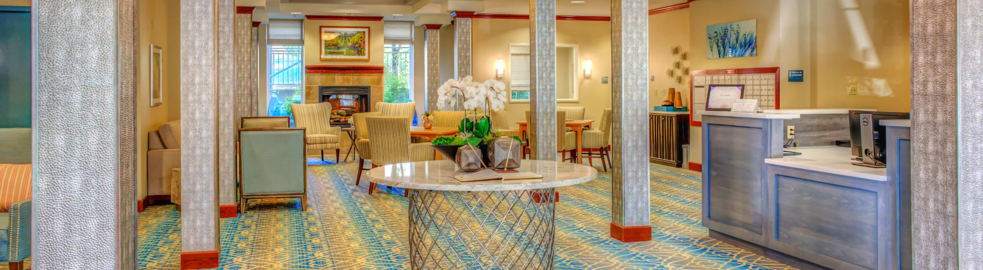Schedule a Tour at The Creekside in Woodinville, Washington
