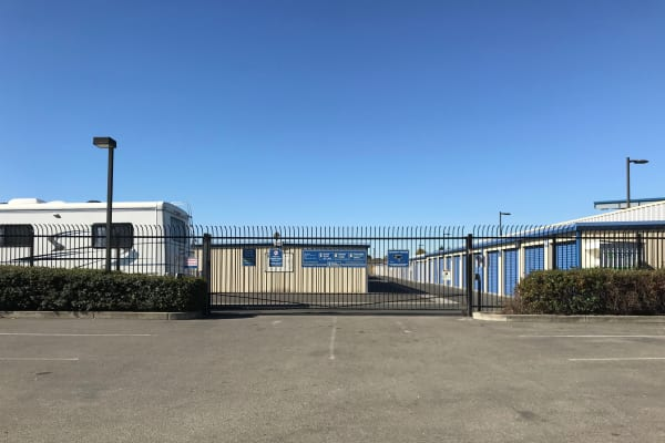 Self storage units for rent at Storage Solutions in Fremont, California