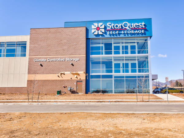 Rendering of StorQuest Self Storage in Arvada, Colorado