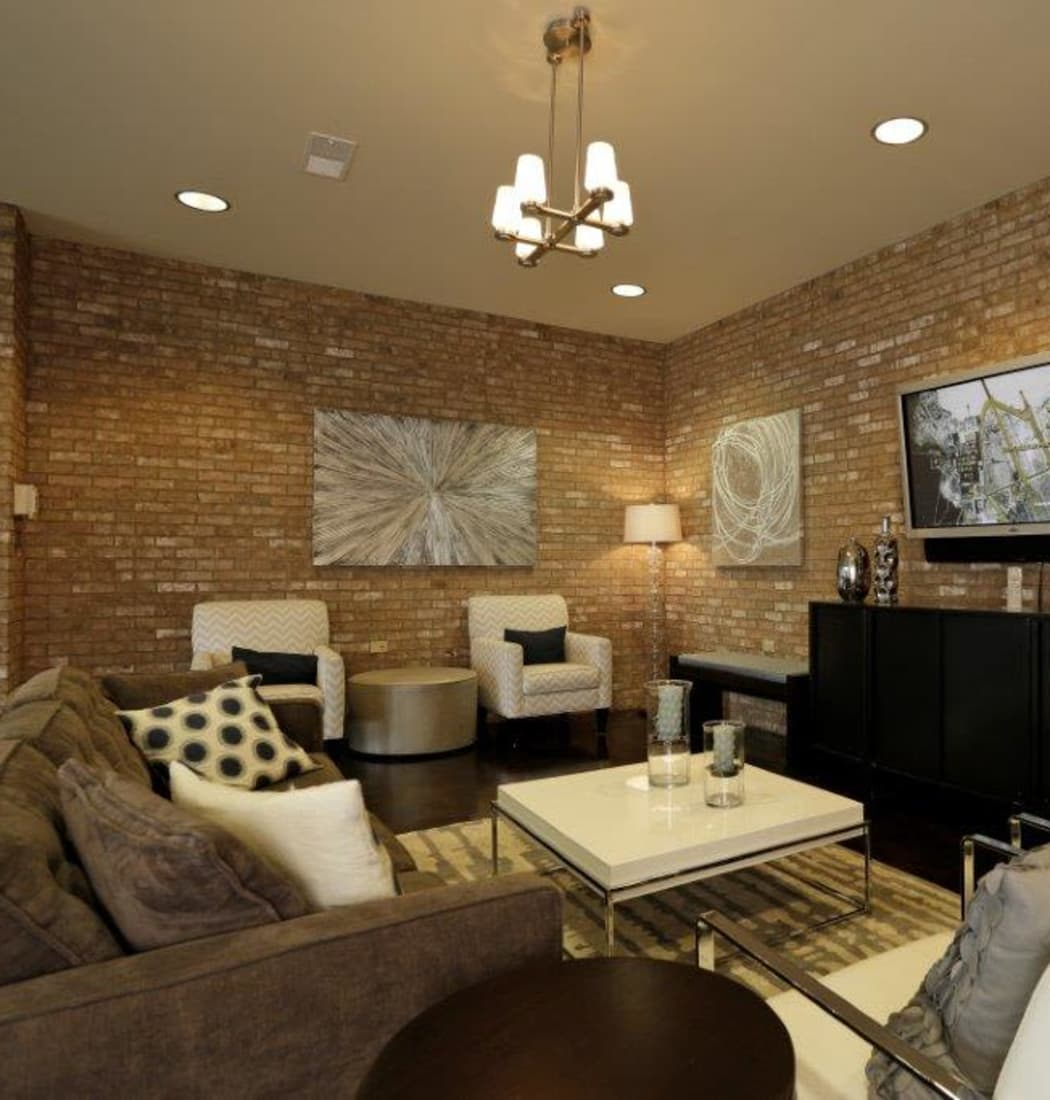 Apartment features at McBee Station in Greenville, South Carolina