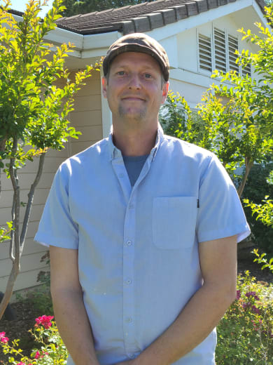 Jonathan Clark of Lassen House Senior Living in Red Bluff, California