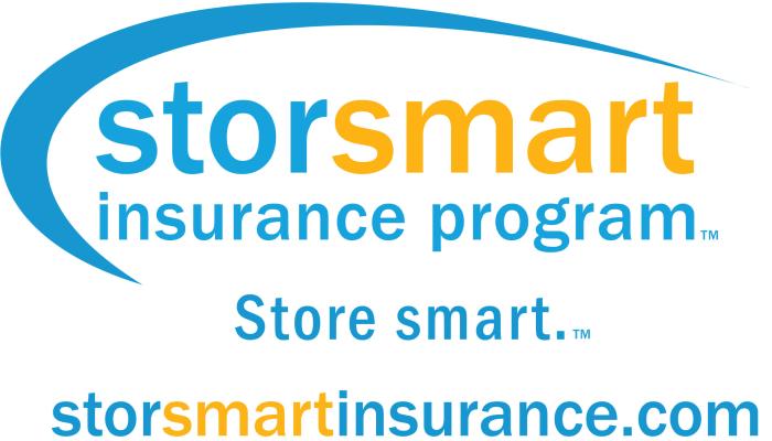 Storsmart insurance logo for STORAGExperts