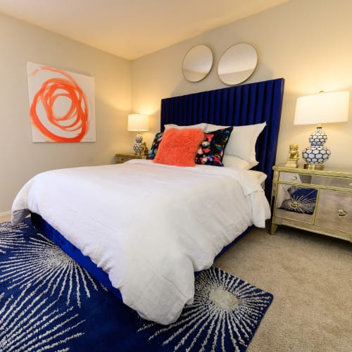 View virtual tour of a 1 bedroom 1 bathroom home at The Hamilton in Hendersonville, Tennessee