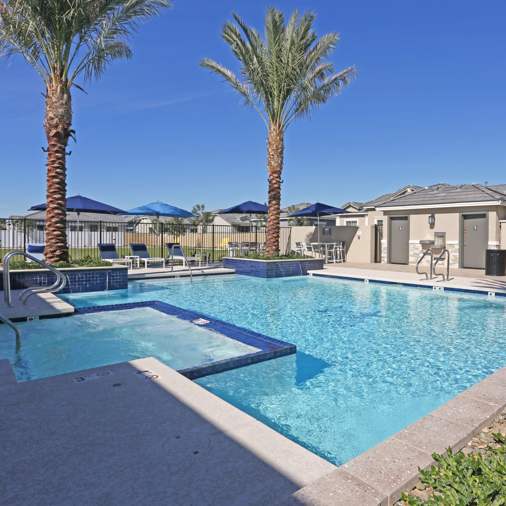 Christopher Todd Communities Marley Park, a Mark-Taylor property in Surprise, Arizona