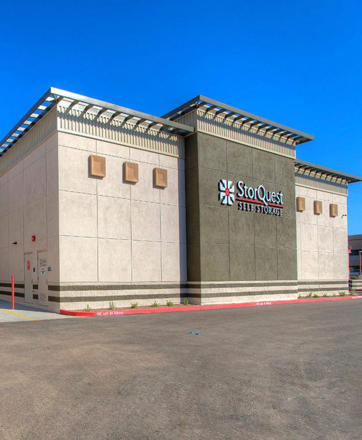 Exterior StorQuest Self Storage in Scottsdale, Arizona