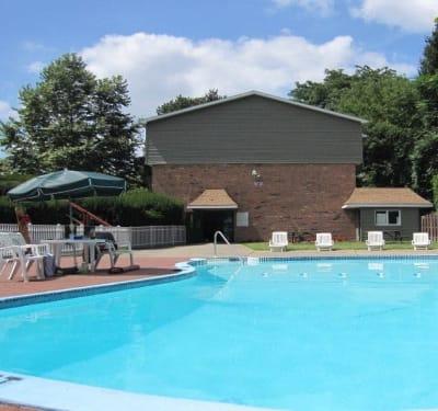 Poolside at Lake Vista Apartments in Rochester, NY